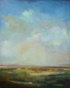 Sky Dance  by William McCarthy  oil on canvas 2012