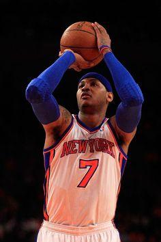 Melo! Knicksssssssss!!! #newyork