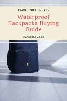 #travel   #travelguides  #traveler   #travellers  #backpacks  #bestbackpacks  #bestguides  #bestpackpacks  #travelonbudget  #travelonabudget Waterproof Backpack, Travel Backpack, Traveling By Yourself, Backpacks, Stuff To Buy, Backpacking, Backpack, Backpacker