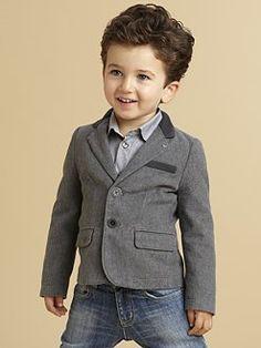 Armani Junior - Toddler's & Little Boy's Blazer