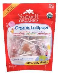 YumEarth organic lollipops are not only peanut-free: they are of free tree nuts, dairy, egg, wheat, soy, artificial colors, and artificial flavors, too! Truly an allergy-friendly treat.