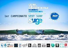 Surge Spain presenta Spot Surf el 30 de marzo.    Más información: https://www.facebook.com/events/427359960683562