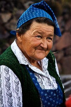 Frau Theresa by Massimo Piazzi on 500px