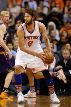 835946f4526c2b Robin Lopez Photos Photos - New York Knicks v Phoenix Suns - Zimbio Phoenix  Suns