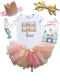 Bibbidi Bobbidi Boo Cinderella Shirt by LannieBHandmade on Etsy