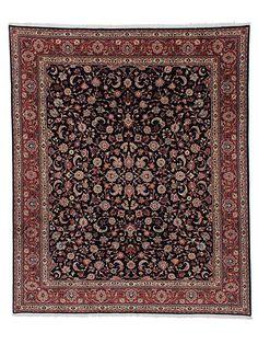 Tapis persans - Sarough Sherkat  Dimensions:298x254cm