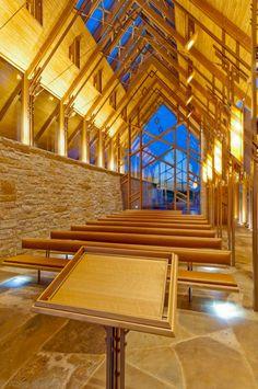Chapel at Rio Roca Ranch / Maurice Jennings + Walter Jennings Architects (7)