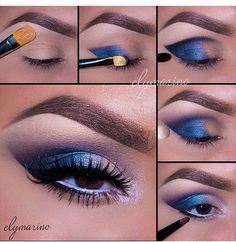 Tutorial Makeup: Paso a paso para unos ojos dramáticos! #maquillaje #makeup #moda #mujerconestilo #ojos