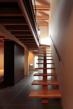 階段(たまらん坂の家) - その他事例|SUVACO(スバコ)