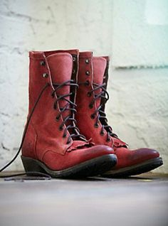 ed340a2924e4 Free People Galveston Field Boot