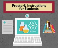Using ProctorU for your tests?  These instructions will help your students familiarize themselves with the process. https://bbhelp.uark.edu/914-2/?utm_content=buffere23c5&utm_medium=social&utm_source=pinterest.com&utm_campaign=buffer