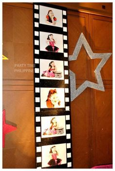 Rockstar / Fashion / Hollywood Birthday Party Ideas | Photo 6 of 39 | Catch My Party