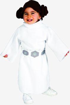 Star Wars Romper Princess Leia #HalloweenCostumes2016