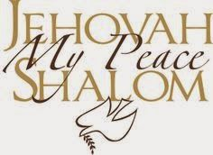 Shades of Sunshine: The Names Of God Series : JEHOVAH SHALOM (THE LORD IS PEACE) #Devotional #Devo #Blog
