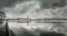 Riddarholmen & Grey clouds