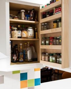 Want to give your outdated or builder-grade kitchen cabinets a fresh new look? Add style and functionality for a fraction of the cost of putting in new cabinets with these tricks.