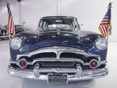 1953 Packard Executive Limousine used by the Secret Service under the Eisenhower and Kennedy administrations United States Secret Service, Presidential Seal, Driving Test, Cadillac, Luxury Cars, The Secret, Antique Cars, Classic Cars, History