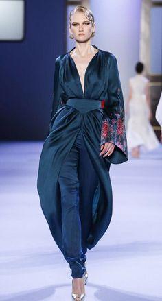 Ulyana Sergeenko Couture Spring 2014