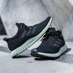 best sneakers d1997 8f88d Fancy - Adidas Futurecraft 4D Ash Green
