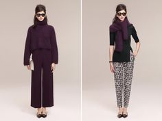 Lyn Devon Fall 2014 // could i have the whole collection please?!