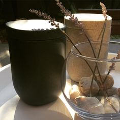Our Mini Sandstone and Concrete Tray range is available @inspiredtrends_homedecor. #designideas #designinspiration #emailenquiries #melbourne #interiordesign #interiorlovers #interior123 #sandstone #jar #concrete #concretetray #white #picoftheday