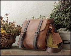 aunts and uncles Lucky Looser Handbag hazelnut