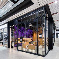 Optical store LILA 2 by Aleksandar Bauer, Belgrade – Serbia » Retail Design Blog