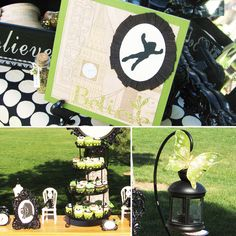 My 4yr old is starting really like Peter Pan and this would be a great party to have for boys and girls.  Love the idea.
