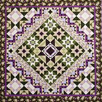 McCall's Quilting Glorieta Quilt Along Pattern Download from QuiltandSewShop.com