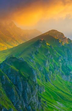 Carpathian mountains, Romania http://beautifulvacationspots.com