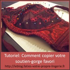 Exceptional 100 Beginner sewing projects tips are offered on our website. Have a look and you will not be sorry you did. Lingerie Couture, Sewing Lingerie, Jolie Lingerie, Lingerie Patterns, Sewing Clothes, Diy Clothes, Techniques Couture, Couture Sewing, Scrappy Quilts