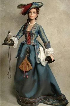 Barbína * francouzský styl