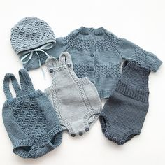 Image gallery – Page 491666484317002774 – Artofit Baby Boy Knitting, Knitting For Kids, Baby Knitting Patterns, Baby Knits, Stitch Patterns, Baby Girl Dress Patterns, Baby Clothes Patterns, Newborn Outfits, Baby Boy Outfits