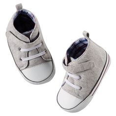 NWTCarter's High Top Crib Shoes soft sole size 12-18 month free shipping #carters #CribShoes