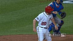 mlb baseball washington nationals nlds nationals nats game 5 trending #GIF on #Giphy via #IFTTT http://gph.is/2emw9Cp
