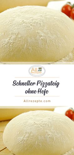 Schneller Pizzateig ohne Hefe – All Rezepte recipes dough Pizza Recipe No Yeast, Pizza Recipe Pillsbury, Biscuit Recipe, Sauce Pizza, Healthy Pizza Recipes, Vegetarian Breakfast Recipes, Breakfast Pizza, Pizza Dough, Cheap Meals