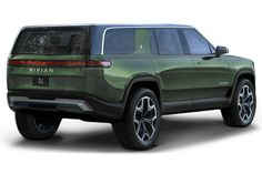 After capturing our attention with their spectacular Electric Truck, Michigan-based Rivian have blown our mind once again with their seven-seat electric SUV - the Clearly picking up design cues off a Range Rover, the all-electric family SUV Electric Pickup Truck, Electric Cars, Electric Vehicle, Fuel Cell Cars, Car Fuel, Electric Car Conversion, Outlander Phev, Family Suv, Cars Motorcycles