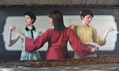 Dicover a fantastic Street Artist Collective from Uruguay - Colectivo Licuado   https://streetart360.net/2017/06/13/colectivo-licuado-street-artists-from-uruguay/ …  #streetart #Uruguay