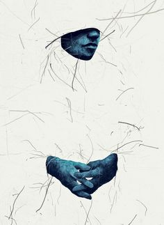 The condition of being unseen is a fantasy of power, and a metaphor for powerlessness. CREDIT ILLUSTRATION BY SIMON PRADES