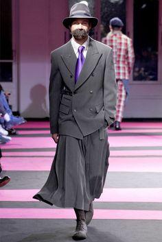 Yohji Yamamoto Fall/Winter 2013 | Paris Fashion Week