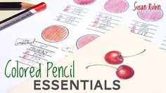 Colored Pencil Essentials - Get Better Results With Your Coloured Pencils