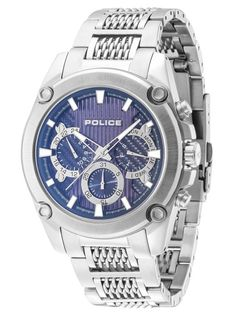 Buy Police Mesh up watch, Silver for just: House of Fraser Currently Offers: Police Mesh up watch, Silver from Store Category: Accessories > Watches > Men's Watches for just: Gents Watches, Cool Watches, Rolex Watches, Watches For Men, Wrist Watches, Daniel Wellington, Police Watches, Tommy Hilfiger, Best Shopping Sites