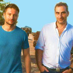 Sergey Lazarev & Dimitris Kontopoulos