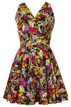 **Floral Pini Dress by Love - Dresses  - Clothing