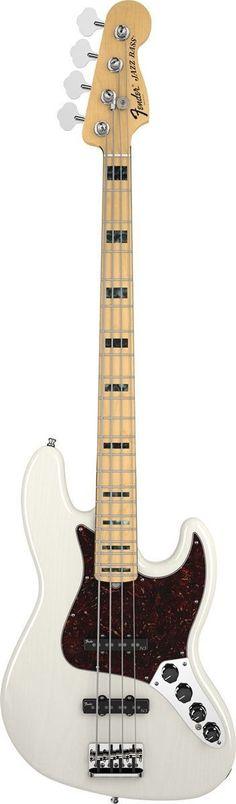 Fender American Deluxe Jazz Bass Guitar
