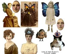 free to use altered images from Land of Nod Studios.