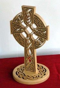 Solid Celtic Cross Project Design 2011 Contest Winner