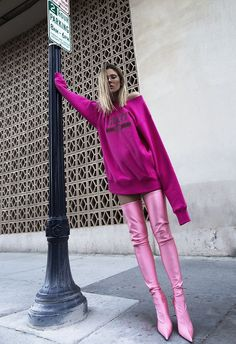 Girls in Gucci: 16 Street Style Looks You'll Need to Pin Immediately Aylin koenig Nicky Inside Out aylin_koenig…