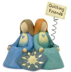 Quilting Friends Girls  $9.99