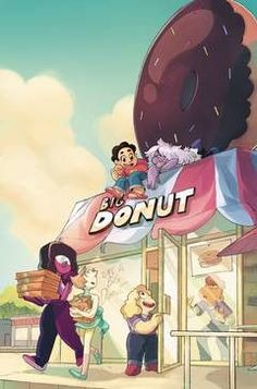 - This is it! The Big Donut Special! - This special one-shot focuses on Lars, Sadie, the citizens of Beach City, and the Crystal Gems as they hang out at their favorite donut place. - Featuring off-mo